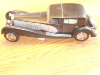 Franklin Mint Diecast Car Replica 1931 Bugatti Royale 116