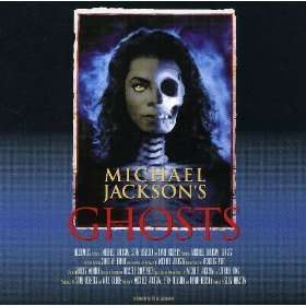 Michael Jackson   GHOSTS   Video CD (VCD)