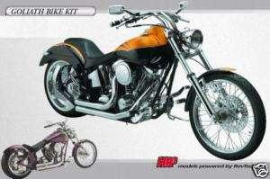 HARLEY SOFTAIL BIKE Kit Frame Engine Trans Roller Build