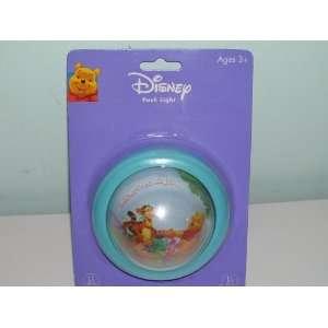 Disney Winnie the Pooh & Friends Push Light