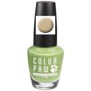 Color Paw Fast Drying Dog Nail Polish Metallic Gold