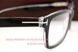 New Tom Ford Eyeglasses Frames 5146 003 BLACK for Men