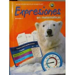 Mifflin Harcourt Math Expression Spanish (Math Expressions 2009   2012