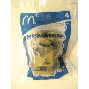 McDonalds Happy Meal Toy   Hummer, H1, #4. 2006