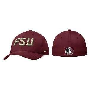 Florida State Seminoles Youth NCAA Swoosh Flex Sized Cap By Nike Team