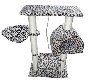 Tree Condo Furniture Scratch Post Pet House 08L (814836014366)