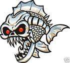Metal Maniac Boat stickers decals graphics fishing