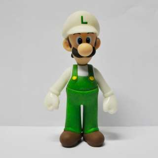 New Super Mario Bros 5 LUIGI Action Figure Toy