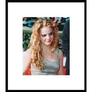 Mena Suvari, Pre made Frame by Unknown, 13x15:  Home