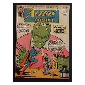 Action Comics (No. 280) DC Comics, Curt Swan (cover
