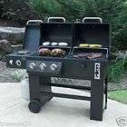 Hybrid Grill Infrared Propane Gas and Charcoal Cooking BBQ Grill