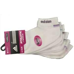 Adidas Womens Climalite Low Cut Socks 6 Pair pack (Shoe