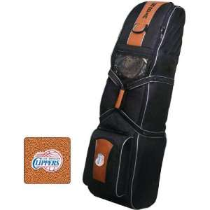Los Angeles Clippers Golf Bag Travel Cover Sports