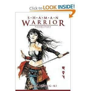 Shaman Warrior Volume 8: Park Joong Ki: Books