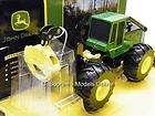 DEERE LOG SKIDDER 1/32ND LARGE SCALE MODEL MINT BOXED LARGE FARMING