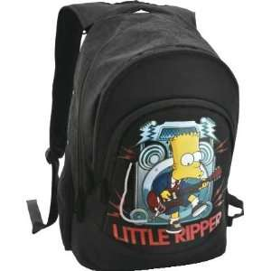 United Labels   Simpsons sac à dos Little Ripper Toys & Games