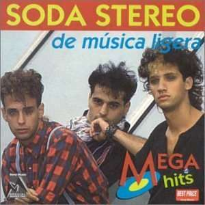 De Musica Ligera Soda Stereo Music