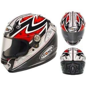 Suomy Vandal Motorcycle Helmet   Lanzi
