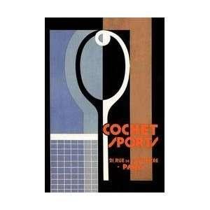 Coche Sports 20x30 poster