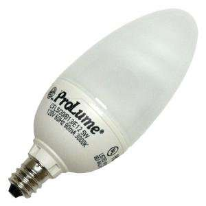 Halco 45762   CFL5/30/B13/E12 Torpedo Screw Base Compact Fluorescent