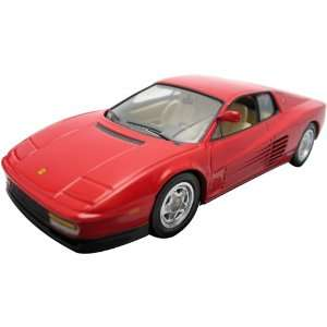 Ferrari Testarossa Red 1984 1/43 Scale diecast Model Toys