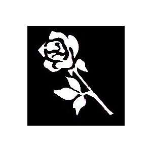 Long Stem Rose Make Up Stencil  5 Pack Beauty