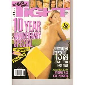 Tight (February 2007 10 Year Anniversary Issue): Mavety: Books
