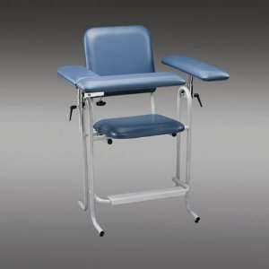 Moore Medical MooreBrand Blood Drawing Chair Upholstered   Tall With