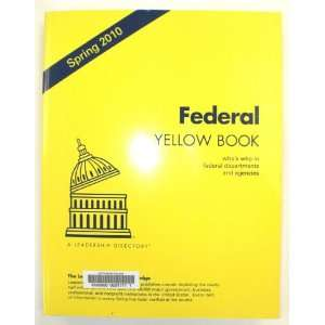 federal yellow