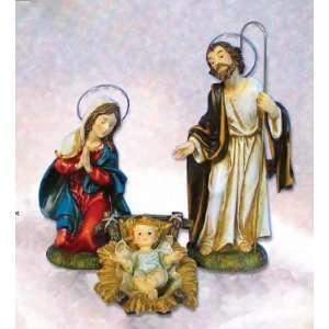 Figurines   Mary, Joseph, and Baby Jesus