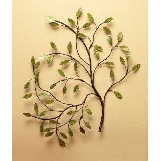 Pine Tree Stand   Large Metal Wall Art Sculpture