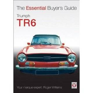 Triumph TR: TR2 to 6: The last of the traditional sports cars (Haynes