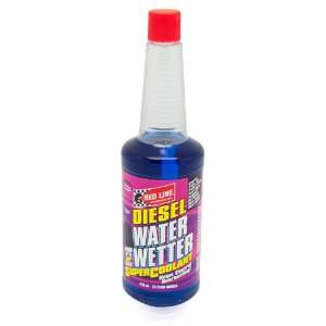 Red Line Oil 80213 Diesel Water Wetter  15oz: Automotive