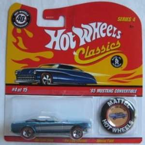Collectible Die Cast Metal Car with Commemorative Button Toys & Games