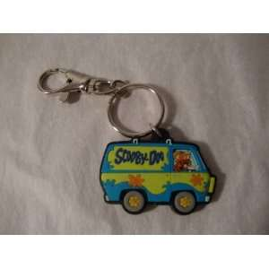 Scooby Doo Mystery Machine Rubber Keychain Everything
