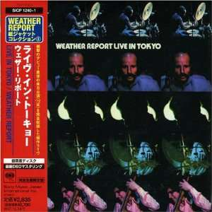 Live in Tokyo (Mlps) Weather Report Music