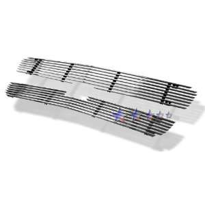 2003 2006 Chevy Avalanche Stainless Billet Upper Grille