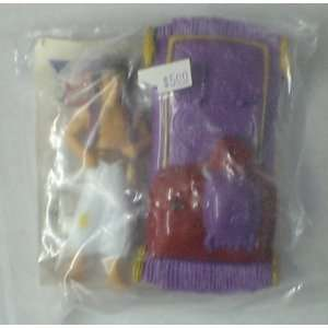 Kids Meal Premium Disney Aladdin and Magic Carpet