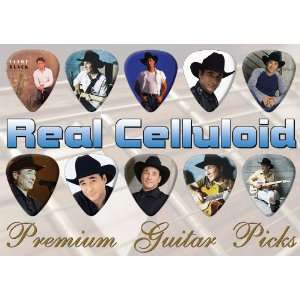 Clint Black Premium Guitar Picks X 10 (0) Musical