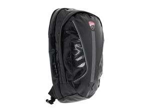 Motorcycle Backpack Sport Black Racing Bike Reflective Bag█