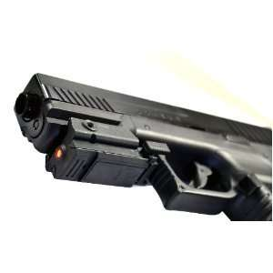 NcSTAR Pistol Low Profile Compact Red Laser Sight Weaver/Picatinny