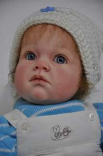 DesignerBabies4U   Reborn Baby Toddler Girl Doll Tatiana Schick