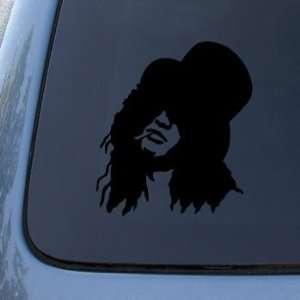GUNS N ROSES SLASH   Vinyl Car Decal Sticker #A1605  Vinyl Color