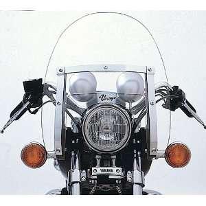Genuine O.E.M. Yamaha Virago 250 Classic V Windshield pt# ABA 1TE06 00