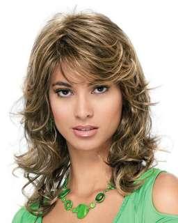 Estetica Designs Classique Spiral Curls Bang Stella Wig