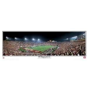 University of Alabama Crimson Tide vs. Florida Garots 2009