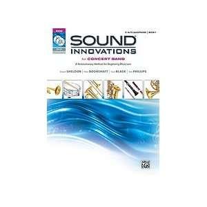 for Concert Band, Book 1   E Flat Alto Saxophone Book
