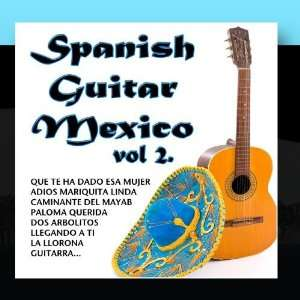 Spanish Guitar Mexico Vol.2 Antonio De Lucena Music