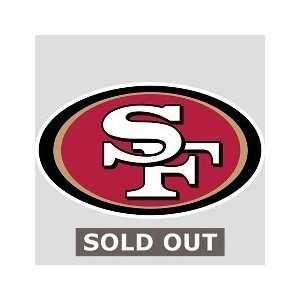 San Francisco 49ers Logo, San Francisco 49ers   FatHead Life