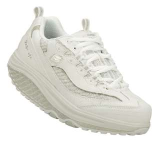 SKECHERS Shoes Women 12307 White Walk Fitness Shape Ups